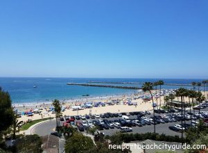 corona del mar state beach newport beach city guide
