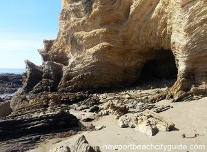treasure cove crystal cove state park newport beach ca