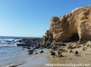 treasure cove crystal cove state park newport beach ca
