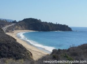 El Moro Beach Crystal Cove State Park Laguna Beach ca