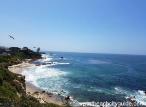 Little Corona del Mar Beach Corona del Mar Newport Beach Ca